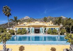Mansion in the Sierra Blanca, Marbella, Spain