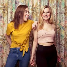 Rose and Rosie Rose And Rosie, Cute Lesbian Couples, Fandoms, Gay Couple, Celebs, Celebrities, Woman Crush, Celebrity Crush, Girl Crushes