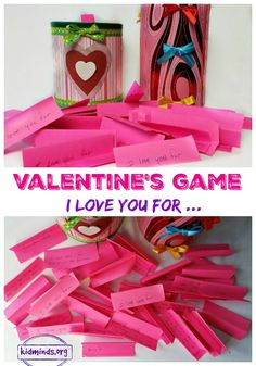 Valentine's Game for