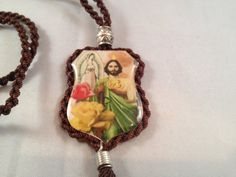 Hey, I found this really awesome Etsy listing at https://www.etsy.com/listing/203216070/saint-jude-our-lady-of-guadalupe