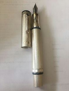 VERY RARE NEW BREGUET FOUNTAIN PEN $4,800.00 Computer Supplies, Luxury Pens, Pen Collection, Pen Turning, Pen Pals, Calligraphy Pens, Writing Pens, Pencil And Paper, Writing Instruments