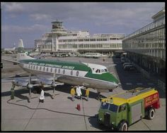 The original John Hinde Collection edition photographs and John Hinde postcards archive Dublin Airport, Prints For Sale, Vintage Travel, Embedded Image Permalink, Great Britain, Old Photos, Ireland, The Originals, Postcards