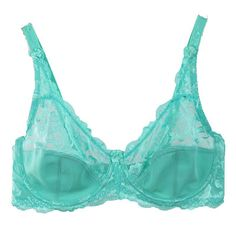 d9c8c17c0e6f2 2016 Super Comfortable Big Cup Bra Ultra-thin Green Plus Size Bras Sexy  Women Push
