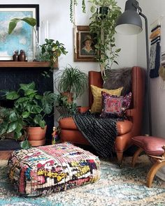 Accessories and furniture for the modern bohemian home.