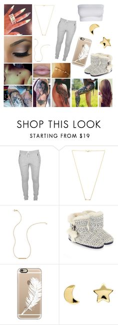 """672"" by damia-king ❤ liked on Polyvore featuring Wanderlust + Co, Wish by Amanda Rose, Accessorize, Casetify and Erica Weiner"