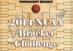 2014 NCAA Basketball Brackets Challenge
