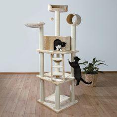 Trixie kedi Montilla oyun evi | Kuleler | Petigen : Türkiye´nin En Büyük Pet Ürünleri Sayfası
