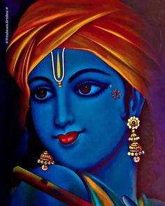 Oil Pastel Paintings, Indian Art Paintings, Oil Pastel Art, Radhe Krishna Wallpapers, Lord Krishna Wallpapers, Lord Krishna Images, Radha Krishna Pictures, Sri Krishna Photos, Krishna Drawing