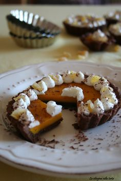 Mini Pumkin pies