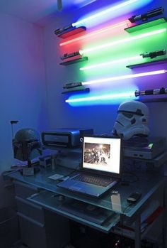 I must admit, that is a pretty sweet set up.