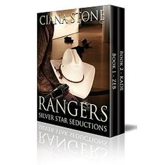 A two book box set featuring sexy men who wear the Silver Star of the Texas Rangers....