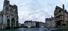 4 giorni in Piccardia: itinerario di viaggio da Amiens alla Baia della Somme