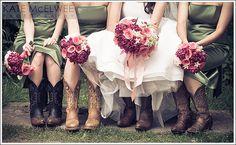 Decoraciones florales y bodas vaqueras del Oeste | eHow en Español