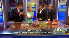 Is Your Food Safe to Eat? Dr. Oz Breaks Down Use-By, Sell-By Dates | Fox News Insider