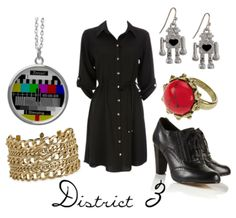 Hunger Games: District 3