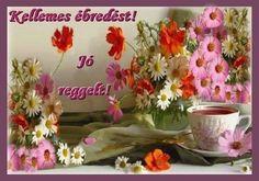 Good Morning, Glass Vase, December, Plants, Buen Dia, Bonjour, Plant, Good Morning Wishes, Planets