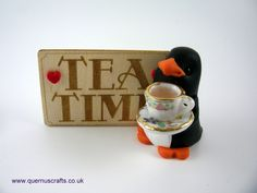 Tea Time, Polymer Clay, Gifs, Pasta, Gallery, Tableware, Crafts, Dinnerware, Manualidades