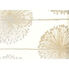 Muriva Dandelion Beige Wallpaper J04207 at wilko.com