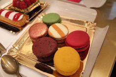 Luxo doce e colorido