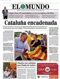 Cataluña encadenada.