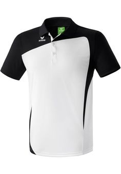 Erima CLUB 1900 LINE - Poloshirt - weiß/schwarz - Zalando.de #1ER42D000-A11 #Erima #null #weiss #Herrenbekleidung # Oberbekleidung # Poloshirt # Trainigsshirt  - Handball spielen - Handball spielen