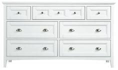 Boudoir Low Dresser | Dressers And Nightstands | Bedroom | Furniture | Products | Urban Barn