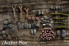 Earthy Handmade Perfection from L'Accent Nou  #etsy #handmade #jewelry #clay #crafts
