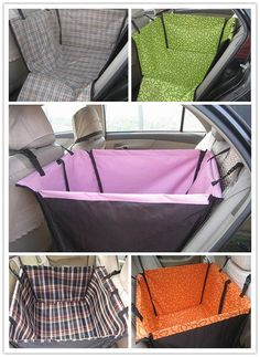 This back rear car seat pet Basket is specially designed to care your pet and protect your car while traveling. With the help of this, you can be free