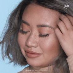 Switch up your look with these faux freckles