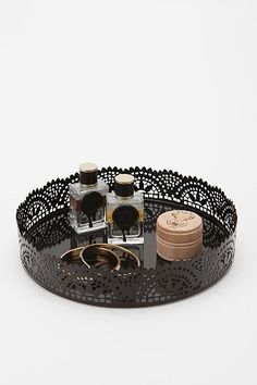 Cut Lace Vanity Tray - Urban Outfitters