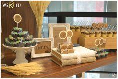 Festa de bodas de trigo