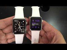 Apple Watch 42mm vs 38mm Smart Watch in 2019 Apple