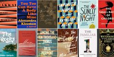 So many books, so few hours at the beach! Get your summer reading on with these 10 great novels that will take you near and far, from the present to the ...