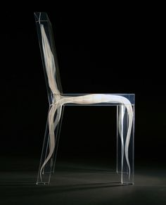 Another Ghost Chair.