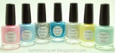 Luster Lacquer: Love, Angeline - This Is The End Winter Collection 2013 The End, Luster, Winter Collection, Narnia, Nail Polish, Beauty, Beleza, Cosmetology, Polish