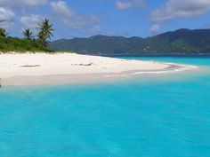 Sandy Cay, Caribbean beach