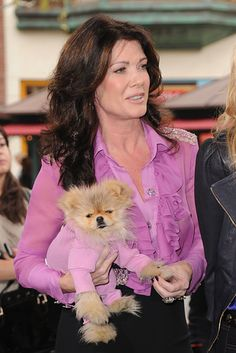 "Sometimes they match. | Why Lisa Vanderpump Should Never EVER Leave ""Real Housewives Of Beverly Hills"""