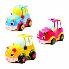 #Pusculita Masinuta Haioasa | #cadouri Wooden Toys, Wooden Toy Plans, Wood Toys, Woodworking Toys