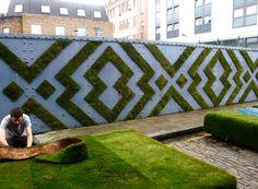 Anna Garforth moss graffiti                                                                                                                                                     More