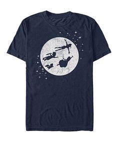 Take a look at this Peter Pan 'Second Star to the Right' Tee - Men & Big today!