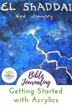 Bible Journaling: Ge