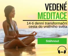 Můj příběh s meditacemi — Harmonický Vztah