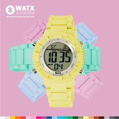 WATX Digital Watch, Accessories, Clocks, Ornament