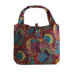 Peacock bag #justicebags