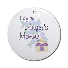 For my daughter, a forever an Angel baby Mommy....forever in my heart grandson