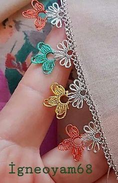 Crochet Borders, Filet Crochet, Crochet Flowers, Crochet Lace, Fun Diy Crafts, Embroidery Designs, Weaving, Couture, Stitch