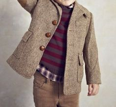 Toddler boy fashion via Marie Chantal