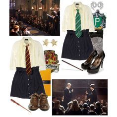 14/70 The Dueling Club, created by girloverboard on Polyvore