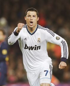 Best player in the world CR7