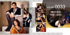 Wedding Page Volume - 0033 Wedding Album Cover, Wedding Album Layout, Wedding Album Design, Wedding Photo Albums, Wedding Photos, Indian Wedding Photography, Couple Photography, Free Wedding Templates, Memories Photo Album